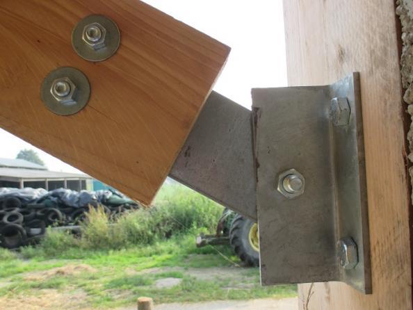 agricole en kit par un spécialiste du batiment agricole en bois  ~ Batiment Agricole En Kit Bois