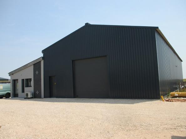 hangar bois artisan couvreur