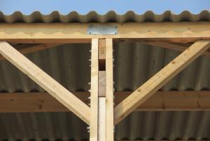 Batiment agricole et hangar en bois pas cher le sp cialiste du batiment boi - Batiment agricole en bois ...