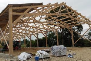 bâtiment bois en kit pour bergerie