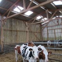 BATIMENT AGRICOLE EN KIT POUR EXPLOITATION